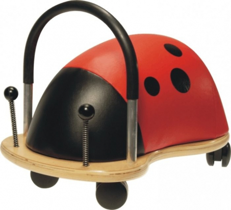 Wheely bug - Coccinelle - Grand format