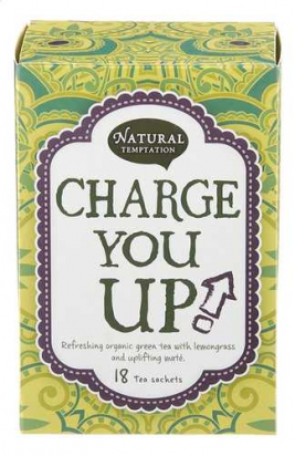 Thé - Charge You Up - Naturaltemptation