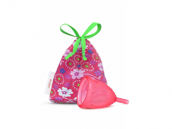 Cup menstruelle - Sweet strawberry - LadyCup