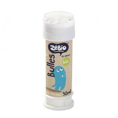Bulles de savon BIO - Zébio
