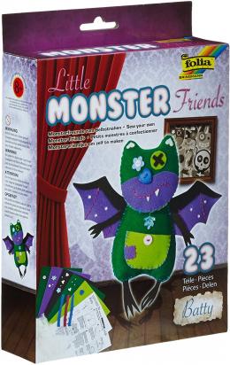 monster friends folia