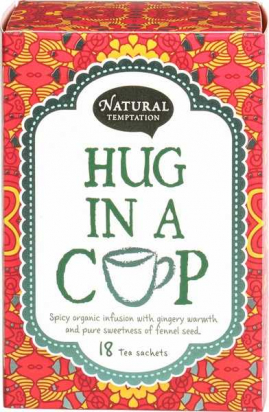 Thé - Hug in a cup - Naturaltemptation