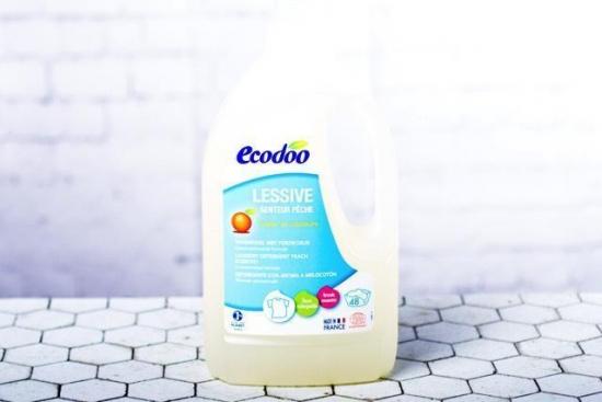 Lessive liquide écologique Pêche EN VRAC par 100ML - Ecodoo