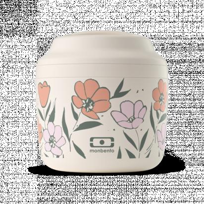 Bento Lunchbox isotherme graphic Bloom Monbento