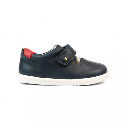 Chaussures Bobux - I-Walk - Ryder Navy and red