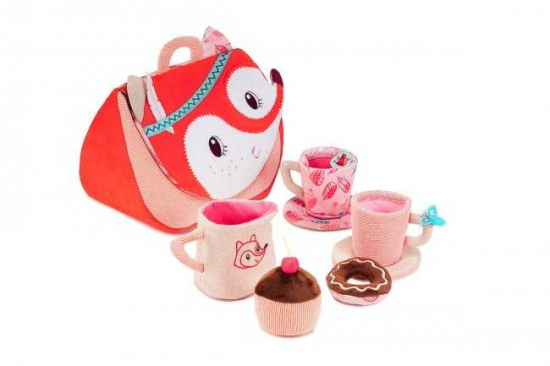 Alice - Valise Tea time - Dinette - Lilliputiens