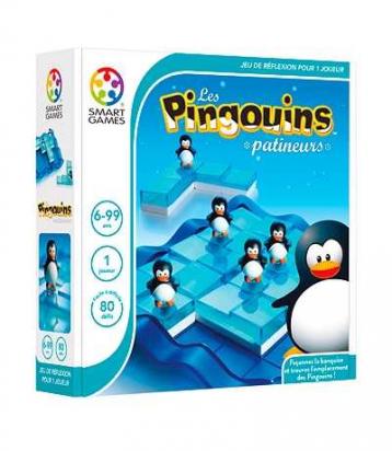 Les pingouins patineurs - Smart Games