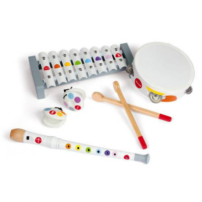 Set musical confetti Janod
