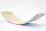 Wobbel - Planche d'équilibre en bois laqué - Feutre EKO BABY MOUSE