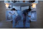 Berceau cododo Chicco  - Next2me Dream - Navy