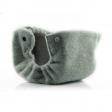 Nacelle réutilisable en laine pour couches lavables Culla di teby