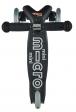 Mini Micro Deluxe Black grey Micro mobility