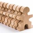 Jeu en bois - 32 pièces - Flockmen