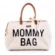 Mommy bag Sac à langer Teddy écru Childhome