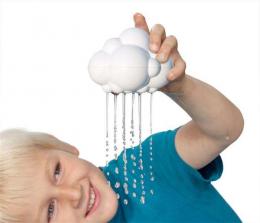 Pluï - Nuage de pluie - Moluk