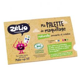 Palette de maquillage BIO Zélio