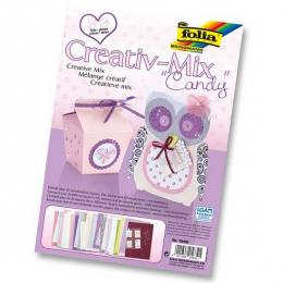 Mélange créatif - Candy - Folia