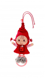 Chaperon rouge clochette - Lilliputiens