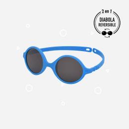 Lunettes de soleil Bleu médium - 0-1an - Diabola réversible - KI ET LA
