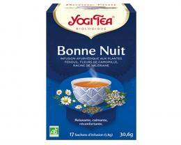 Infusion Ayurvédique BIO Bonne nuit Yogi Tea