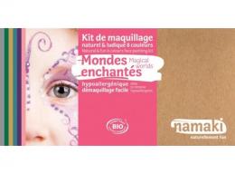 Kit 8 couleurs Mondes enchantés - Namaki