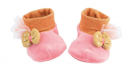 Chaussons Rose Tartempois Moulin Roty