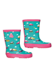 Bottes Wellington Aqua Rainbow Frugi