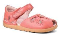 Bobux I-Walk: Paisley princess sandal - Corail