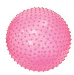 Ballon de motricité Rose 45cm - Ludi