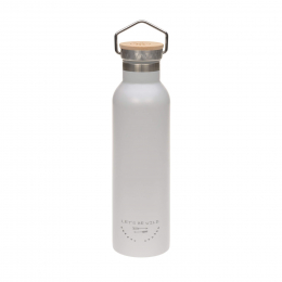 Gourde isotherme 700 ml Gris Lassig