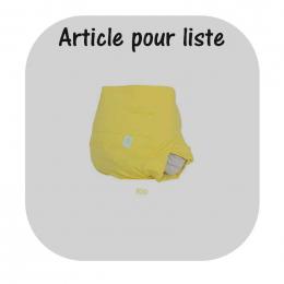 Article disponible pour Liste - Couche lavable taille M - Hamac à l'unité - Hamac