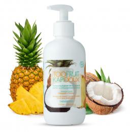 KAPIDOUX Shampooing BIO ANANAS-COCO Toofruit