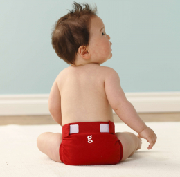 Culotte Gpants - Fortune Red - Gdiapers