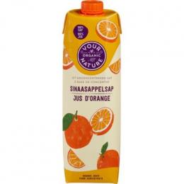 Jus d'orange 1L Your organic nature