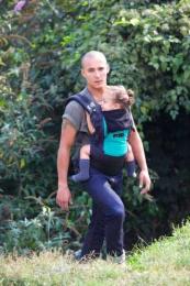 LOCATION - PhysioCarrier - Cuir artificiel  - JPMBB - Je porte mon bébé