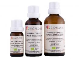 Romarin à cinéole bio - 10 ml - Rosmarinus officinalis cineoliferum - Bioflore