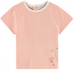 T-shirt rose - Milord - Les Tartempois - Moulin roty