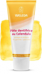 Dentifrice au Calendula - weleda