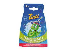 Boite de 3 bain crépitant - Tinti