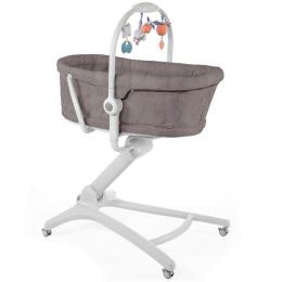 Berceau chaise haute Baby Hug 4 en 1 Legend Chicco