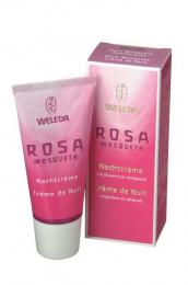 Crème De Nuit lissante Rosa mosqueta Weleda