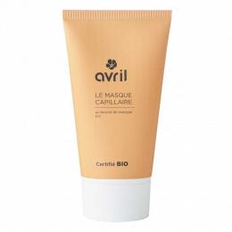 Masque capillaire - Au beurre de mangue bio - Avril