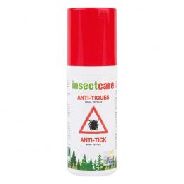 Spray anti-tiques - peau et textiles 50 ml Insectcare
