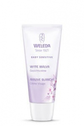 Crème visage mauve blanche - Weleda