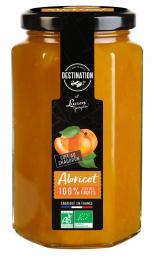Confiture d'abricots bio 300gr Lucien Georgelin