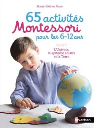 65 activités Montessori 6-12 ans - Nathan