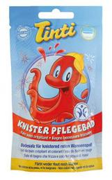 Sels de bain soin crépitant rouge - Tinti