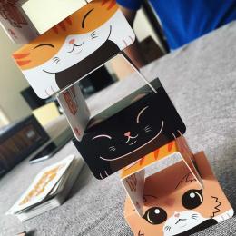 Tour de chat - Pyramide de chats - Olympie