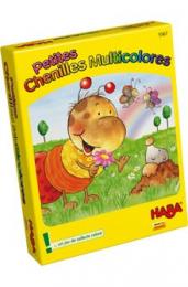 Petites Chenilles Multicolores - Haba