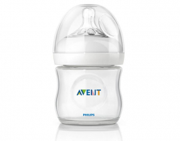 Biberon Natural Bottle - 125 ml - AVENT